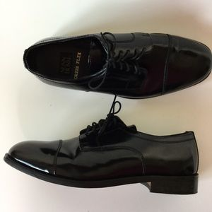 Nunn Bush Men Dress Shoe 9.5 M Black
